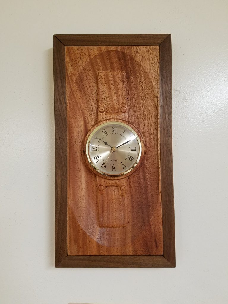 Wristwatch Wall Clock