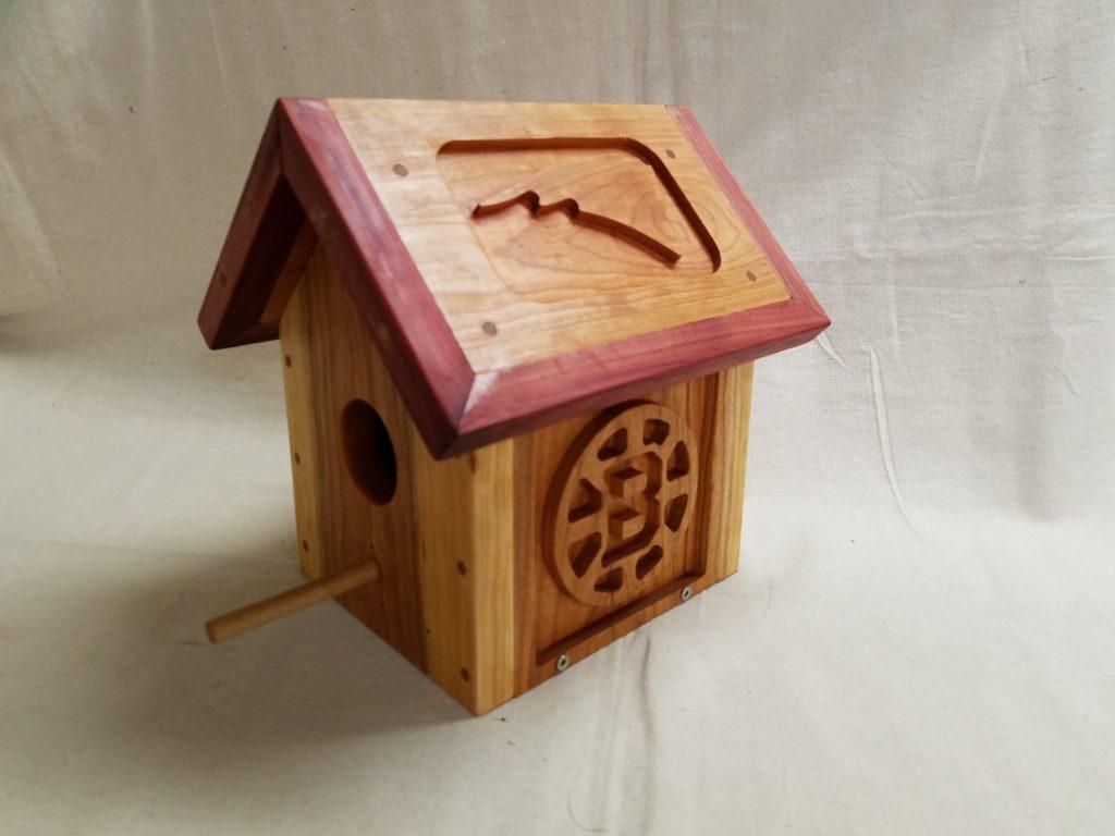 NE Fan Birdhouse